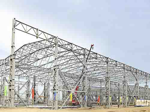 长沙钢结构网架工程